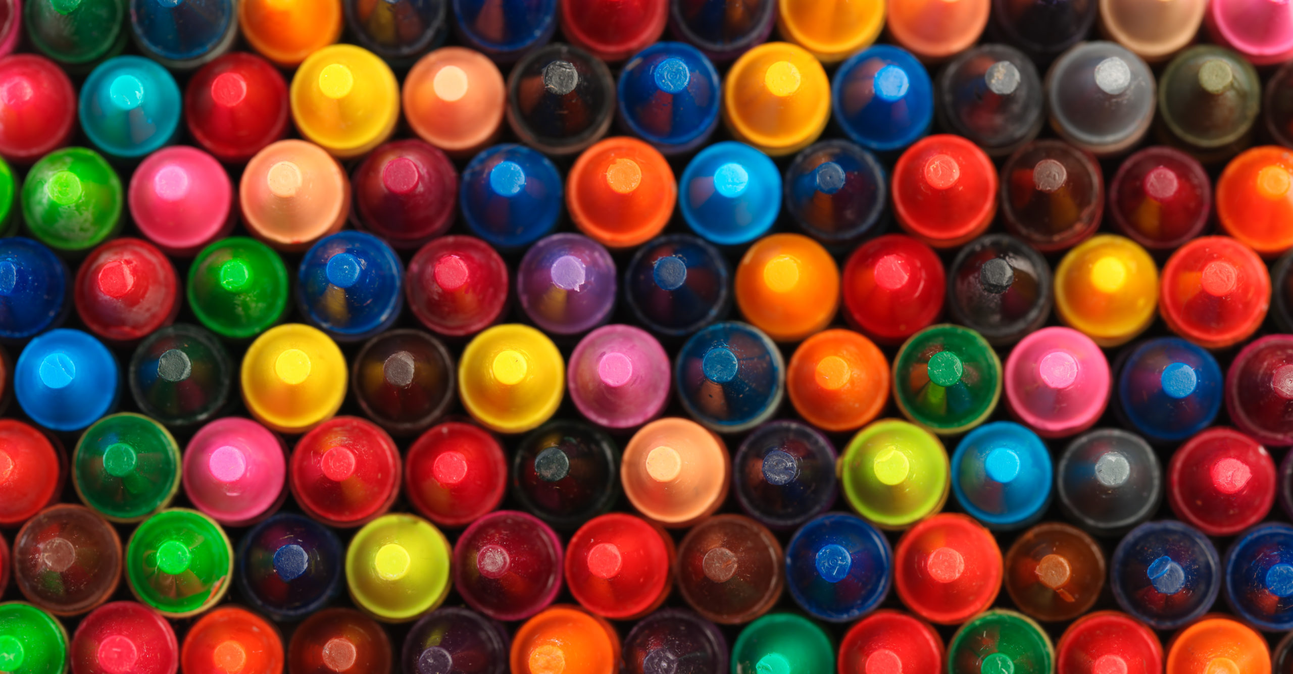 Color Outside the Lines: National Crayon Day | ODEA
